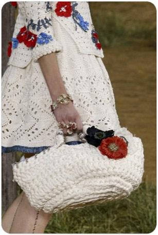 Вязаная мода своими руками